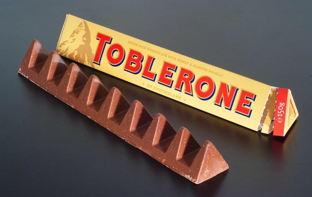 Tobleronen er fortsatt den samme gamle, ifølge en faktasjekk fra Faktisk.no.