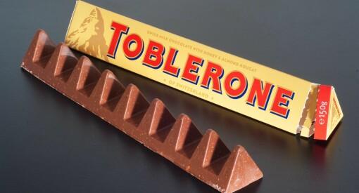 Faktisk helt feil: Har ikke endret Toblerone for å oppnå halal-sertifisering