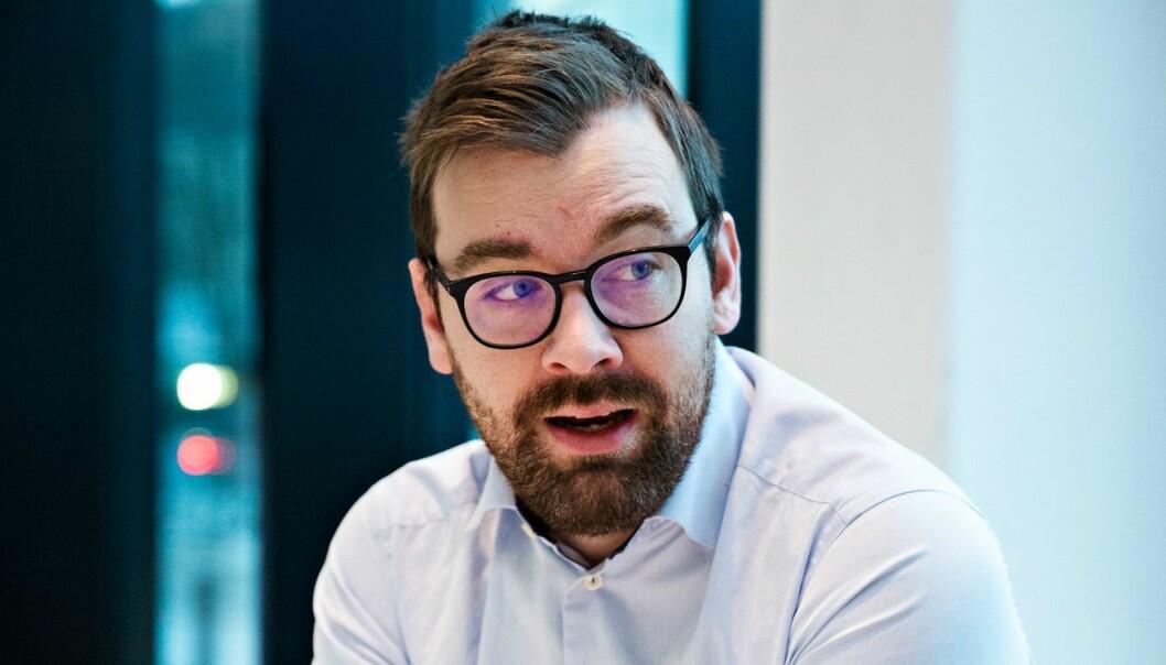 Morten Myksvoll, kommentator i Bergens Tidende.