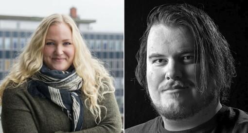 Torgrim G. Bakke (30) inn som podkastjournalist, mens Tiril V. Nordeide (28) får fast jobb i Fredriksstad Blad