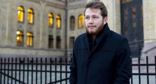 Gard Oterholm ble fast ansatt som nyhetsjournalist i DN som 20-åring. Men først var drømmen å bli sportsjournalist