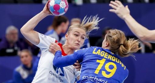 Håndball-EM bidro til sterke tall for NENT og TV 3 i desember
