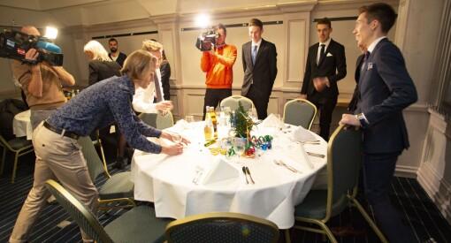 NRK tar selvkritikk etter nyttårsfester med hopplandslaget