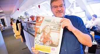 Magne Lerø-avisene 1 mill. i pluss – men «tapsprosjektet» Plot svekkjer resultatet
