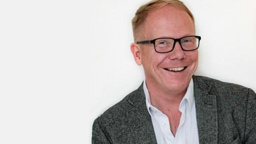 Tore Aasheim, redaktør i fagbladet Cupido.
