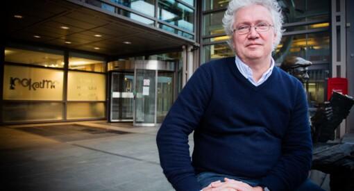 Faren åtvara Per Anders Johansen mot å ta jobben som Moskva-korrespondent