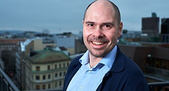 Anders Opdahl blir ny konsernsjef i Amedia