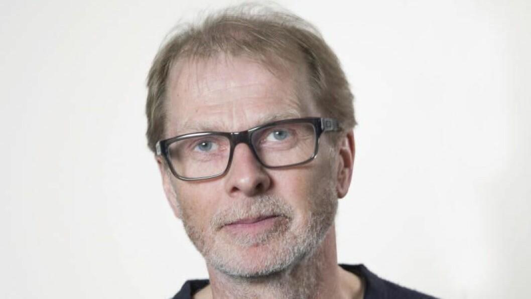 Kulturredaktør Frode Bjerkestrand i Bergens Tidende.