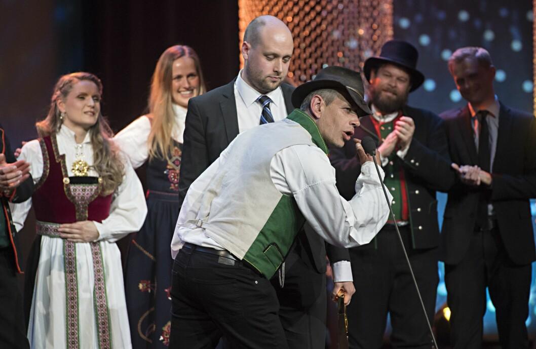 Lothepus og Fjorden Cowboys, Flimmer film for TV 2, vant Beste humorprogram  under Gullruten 2017.