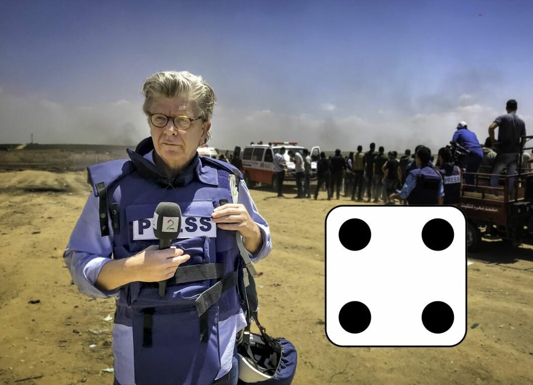 TV 2-reporter Pål T. Jørgensen.