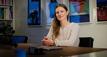 Ingrid Tellefsen Relling (25) er Subjekts nye kunstredaktør