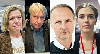 Difor haldt Aftenposten, VG, DN og Romerikes Blad tett om forsvinningssaka