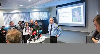 Politiet frykta journalistane ville sprekke saka. Slik gav dei media munnkorg