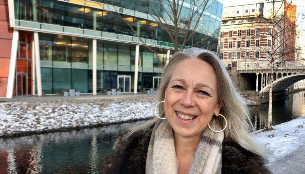 Hilde Tretterud, sekretariatsleder i Norsk Journalistlag.