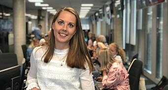 Ida Falch-Olsen er ny desksjef i TV 2
