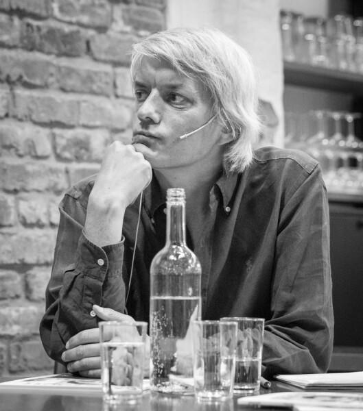 Audun Vinger, musikkanmelder i Dagens Næringsliv.