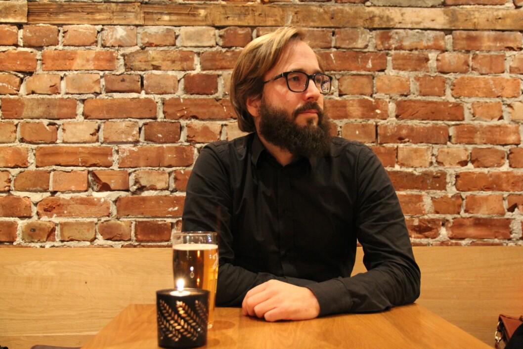 Redaktør Harald Klungtveit i Filter Nyheter.