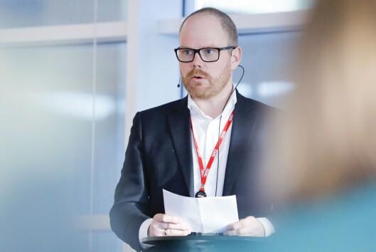 Administerende og ansvarlig redaktør i VG, Gard Steiro.