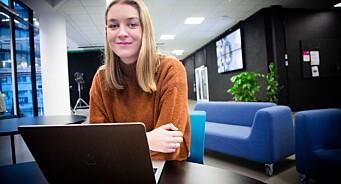 Masterstudent Johanna fikk reportasjen sin på trykk i VG: – Veldig surrealistisk