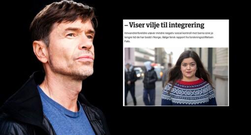 NRK skjønnmaler undertrykkelse av muslimske jenter