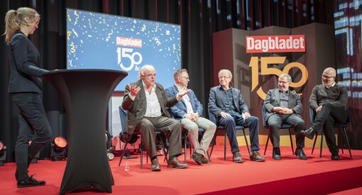 Som sjefredaktør i Dagbladet fikk Harald Stanghelle mest kjeft for forsiden «Tørk støv - bli slank»