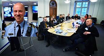 Oslo-politiet etter «harrytur»: Åpner opp for egen pressekontakt når det «smeller»