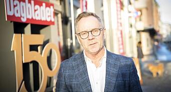 Aller Media-direktør skryter av Trine Skei Grandes «dronningtanke» om NRK og pressestøtte