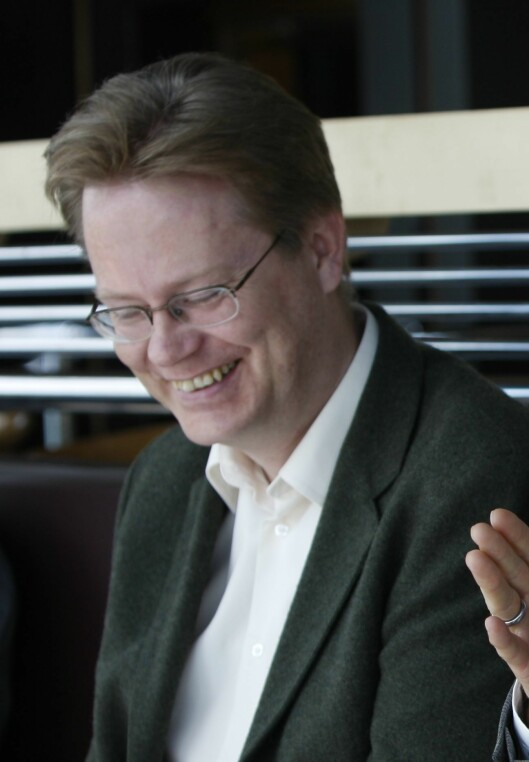 Jan Arild Snoen, kommentator i Minerva.