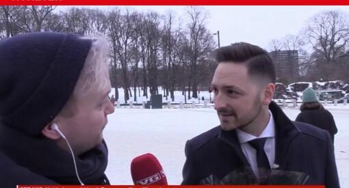 VGTV rundlurt av satirikar – intervjua «falsk» statsråd: – Veldig flaut