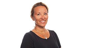 Stine Steffensen-Børke er ny sjef for merkevare og markedsføring i Hurtigruten