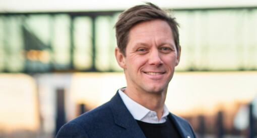 Sven Størmer Thaulow blir ny data- og teknologidirektør i Schibsted