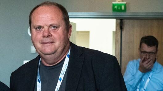 Ivar Torset, fotografert ved en tidligere anledning.