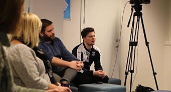 NRK Nordland begynner å strømme morgenmøtene
