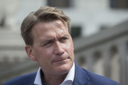 Kårstein Eidem Løvaas (H).