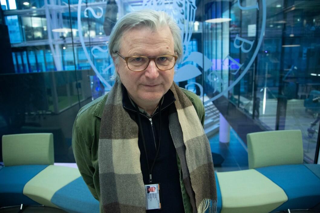 Per Christian Magnus, seniorrådgjevar ved Universitetet i Bergen og leiar for Senter for Undersøkande Journalistikk.