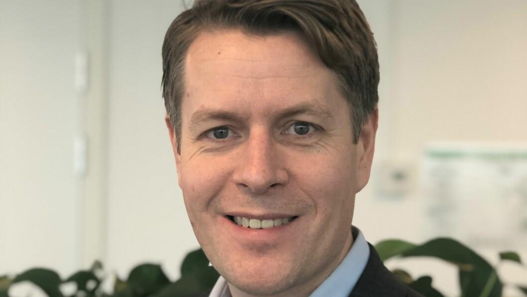 Olav Hypher kommer til NRK fra Statkraft.