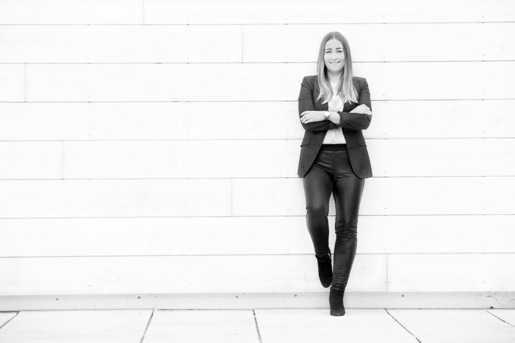 Hanne Kristine Lund-Nilsen.