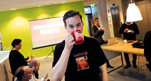 Jonas Pettersen ny redaksjonssjef for Dagbladet Pluss