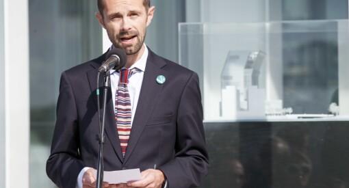 Venstre vil flytte NRK til Groruddalen