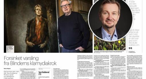 Klamydia i 1968, Aftenposten? Nei, den kom først på 70-tallet