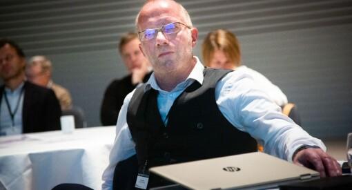 Arne Jensen reagerer på hemmelighold av søkerliste