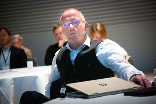 Arne Jensen i Norsk Redaktørforening.