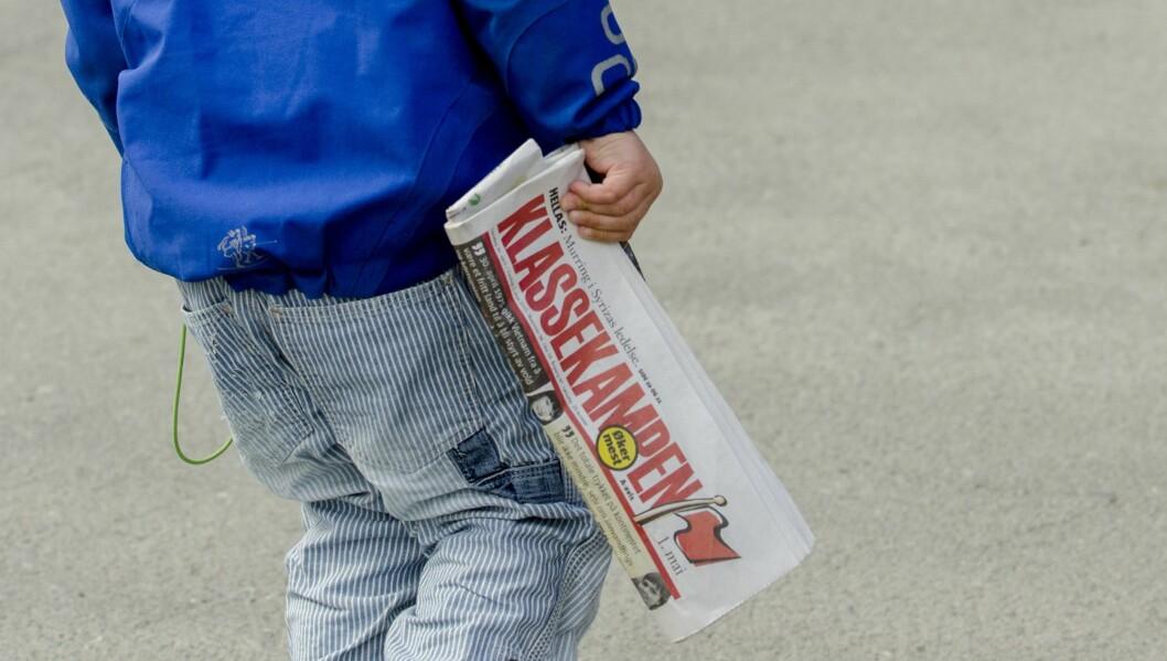 Klassekampen fyller år, og tidligere redaktør skriver om avisas fortid, nåtid og framtid i anledning jubileet.
