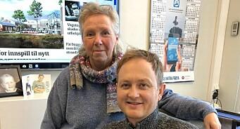 NRK Trøndelag samarbeider med en rekke lokalaviser i forbindelse med valget