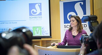 Schibsted øker de digitale inntektene - men tynges av svak utvikling hos mediehusene