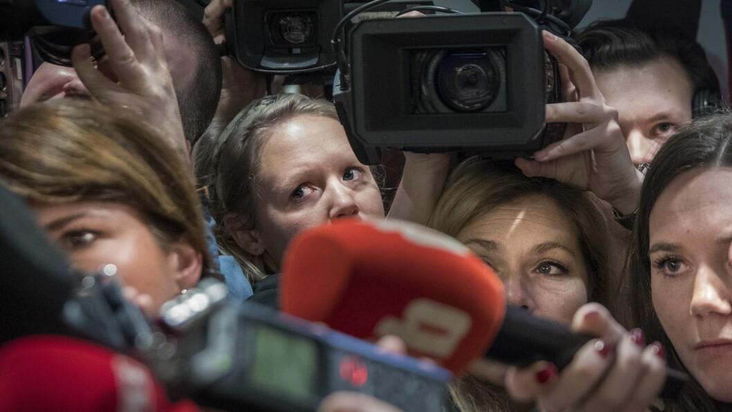 Mannlige journalister tjener bedre enn sine kvinnelige kolleger, viser tall fra SSB.
