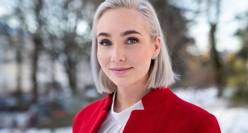 Høyres Maren Aasan (23) ansatt i Kruse Larsen
