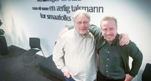 Fjellheim snur etter Faktisk-slakt: – Det er lov å endre oppfatning