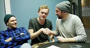 Imitatorkongen Kasper Foss (20) blir en del av Foppall på VGTV
