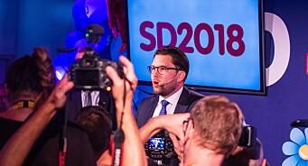 SVT felt i svenske PFU for å ta avstand fra Åkesson-uttalelse